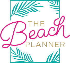 The Beach Planner logo